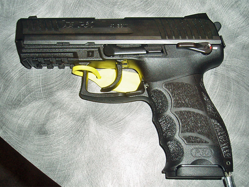 SHOT Show 2010 is bursting with new handguns and new handgun products