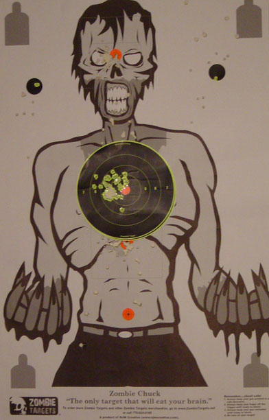 Fabulous image pertaining to printable zombie targets
