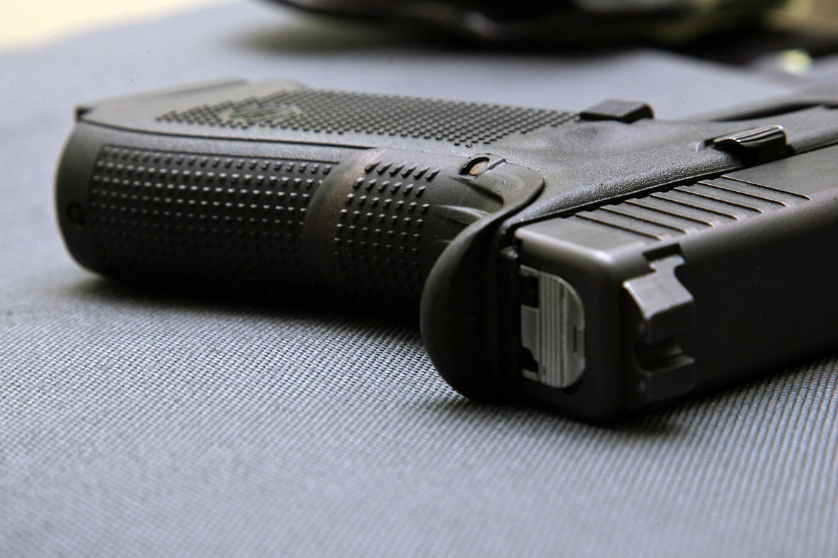 pistol-training com » Blog Archive » Glock 17 gen4 Endurance