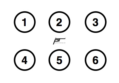 picture relating to Printable Pistol Drill Targets identify Printable Goals