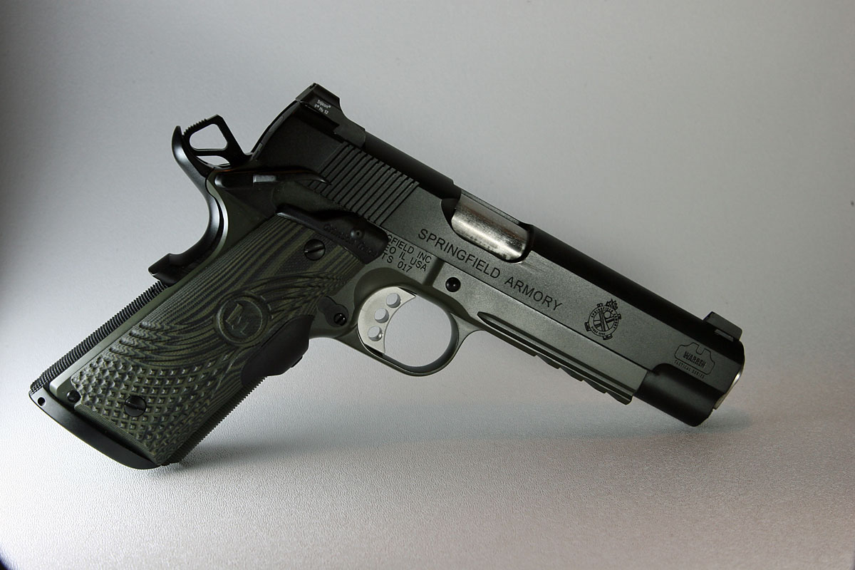 Springfield/Warren 9mm 1911 Endurance Test: The Gun