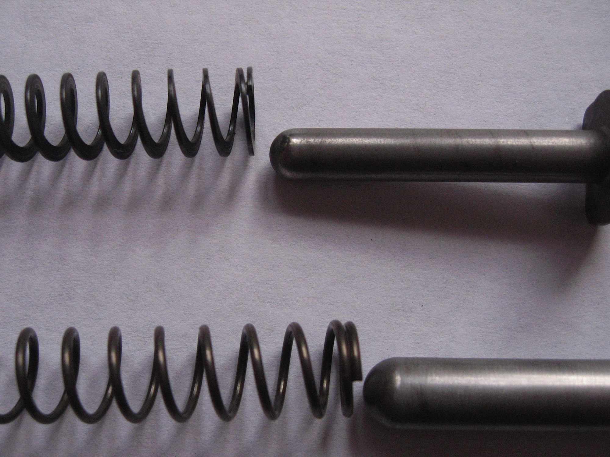 1911 flat wire recoil spring [Archive] - pistol-forum.com